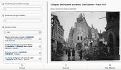 Application de recherche photo - Opendata - Fonds de la guerre 14-18 - Extrait de la base Mémoire