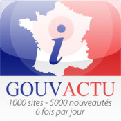 Actualité institutionnelle en version mobile